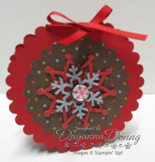 Gift Card Holder Scallop