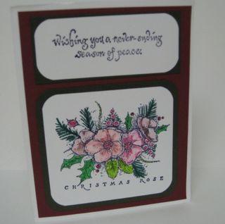 Ambers Card