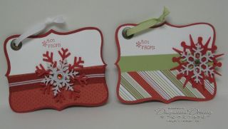 Top Note Gift Tags