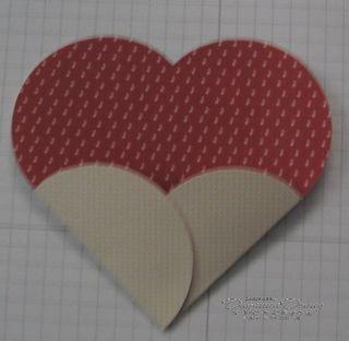 Petal Flower Die Heart