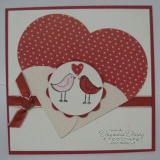 Candy Lane Pocket Heart