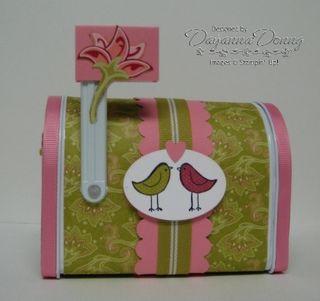 Mailbox - Valentine