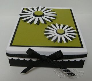 Note Card Set Box