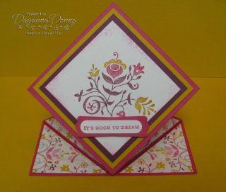 Melon Mambo Spring Card