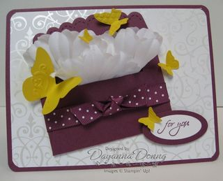 Envelope Flowers