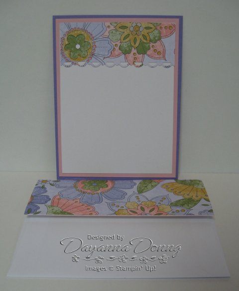 Note Card and Envelope