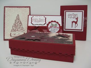 Cherry Cobbler Card Box Collection