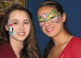 Paige and Dani 2010