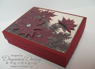 Cherry Cobbler Card Box