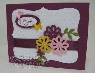Triple Blossom Razzleberry