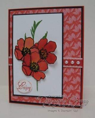 Poppy Florets