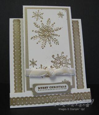 2011 SAS Serene Snowflakes