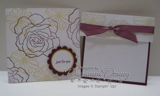 Fifth Avenue Crimped Envelope topper