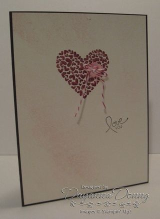Valentine Mini Case